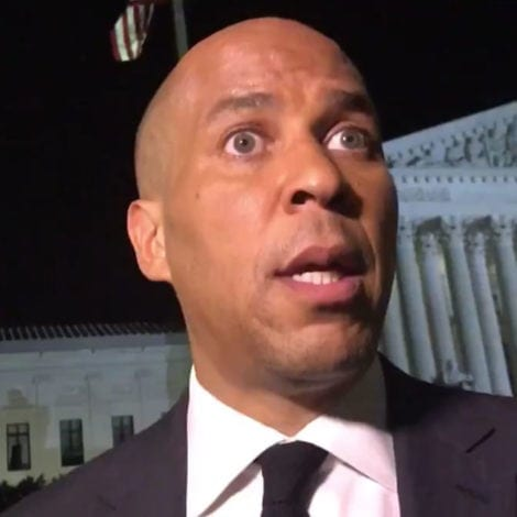 BOOKER GOES OFF: Cory Warns of 'CONSTITUTIONAL CRISIS' Over Trump's Court Pick