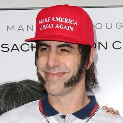 SACHA SHUTDOWN: Sacha Baron Cohen's ANTI-AMERICAN Show BOMBS on Showtime