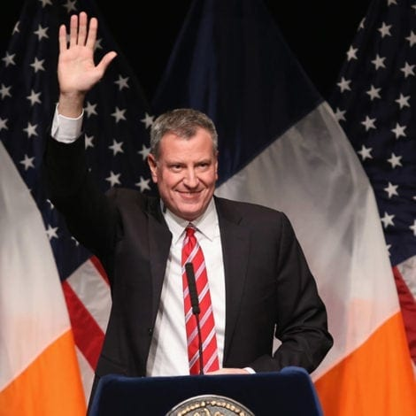 BUSTED: NYC Mayor Reportedly Used $3M NYPD 'Counter-Terror' Jet to Fly Home from Vacation