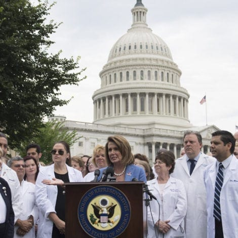 IT'S OFFICIAL: 60 House Democrats Create 'Medicare for All' Caucus