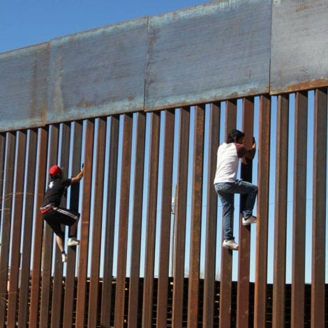 BORDER CHAOS: New GOP Bill Would Make First-Time Crossing a FELONY