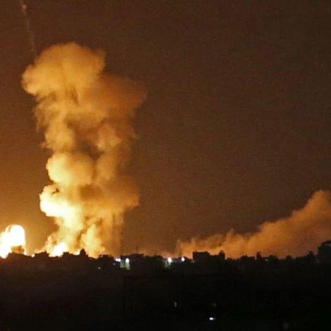 ISRAEL UNLEASHED: Jerusalem BLASTS TARGETS in Gaza After 'Shooting Incident'