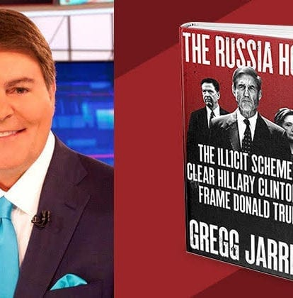 THE RUSSIA HOAX: Online Book Signing!