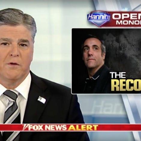 HANNITY: 'Secret' Cohen Tape Reveals NO NEW Information