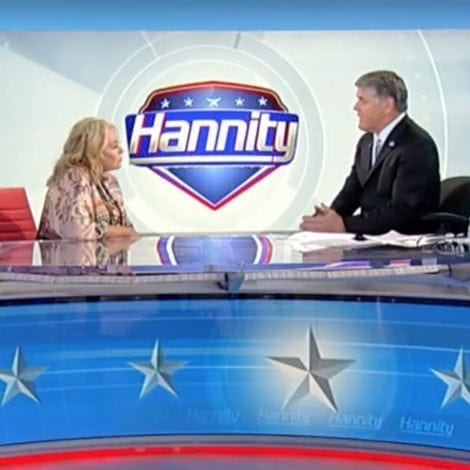 ROSEANNE ON HANNITY: Barr Says Her 'Political' Tweet was in Response to Obama's Iran Deal