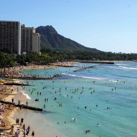 PARADISE LOST: Hawaii BANS MOST SUNSCREENS to 'Protect' Coral Reefs