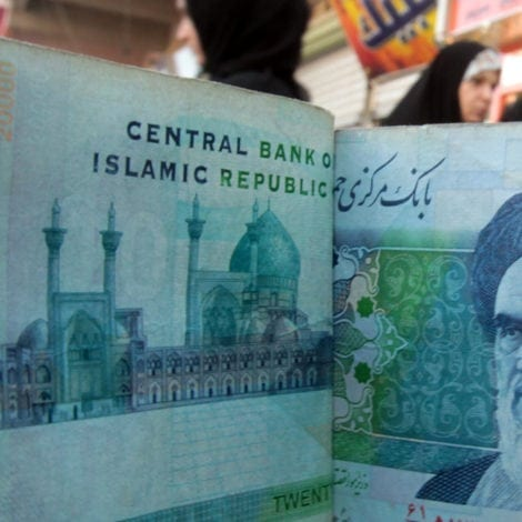 IRAN CRISIS: Tehran on EDGE as Currency PLUNGES 18% in 2 Days