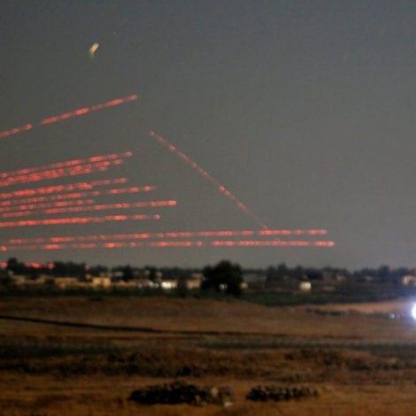 MIDDLE EAST ON EDGE: Jerusalem Shoots Down SYRIAN Warplane Over Israel