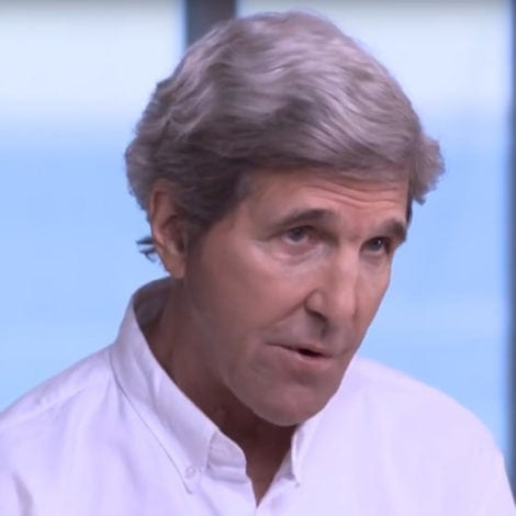 HYPOCRISY ALERT: John Kerry Says Groups 'MUST STOP' Trying to 'Destroy the Presidency'