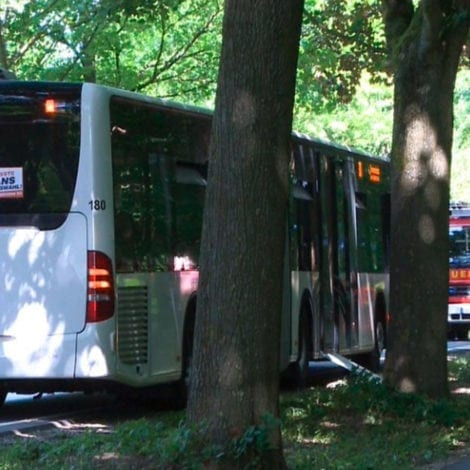 RAMPAGE IN GERMANY: Knifeman 'WOUNDS 14' in BUS ATTACK