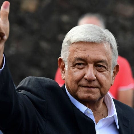 BORDER CHAOS: Incoming Mexican President Floats 'NEW RELATIONSHIP' with the White House