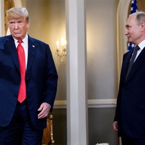 NEW POLL: GOP Voters OVERWHELMINGLY SUPPORT Trump's Helsinki Summit