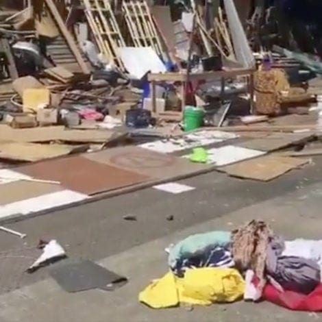 WEST COAST CHAOS: Portland Vows to Clean 'Disgusting' OCCUPY ICE Camp