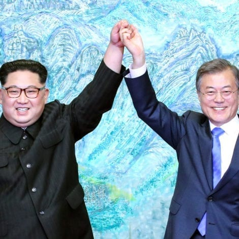 END OF AN ERA? South Korean Minister Says 'END OF KOREAN WAR' Possible in 2018