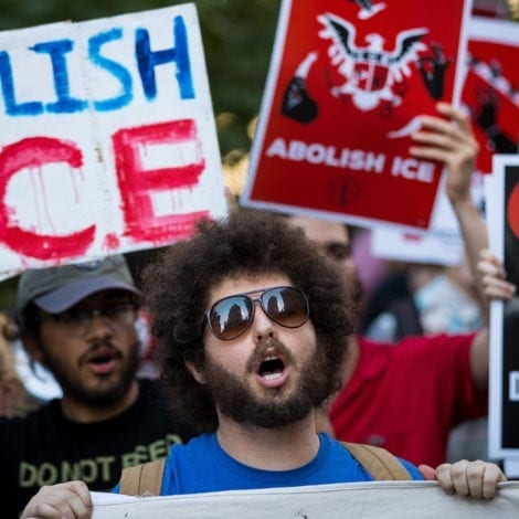 WEST COAST CHAOS: Portland Police IGNORE 9-11 Call from ICE AGENTS