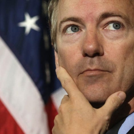 RAND'S STAND: Paul Asks Trump to 'REVOKE' John Brennan's Security Clearance