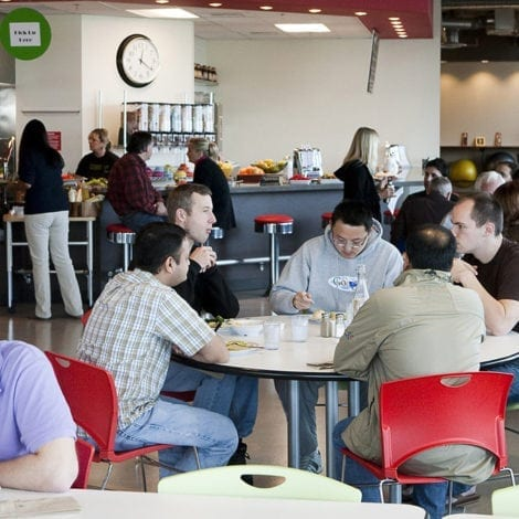 SAN FRAN SCHEME: City Aims to BAN COMPANY CAFETERIAS to Prop Up Failing Restaurants