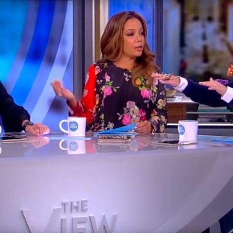 SOCIALISM SMACKDOWN: Meghan McCain EDUCATES 'The View' on 'REAL SOCIALISM'