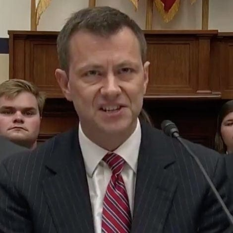 STRZOK STRIKES: Anti-Trump FBI Agent Claims Texts were Rooted in 'DEEP PATRIOTISM'