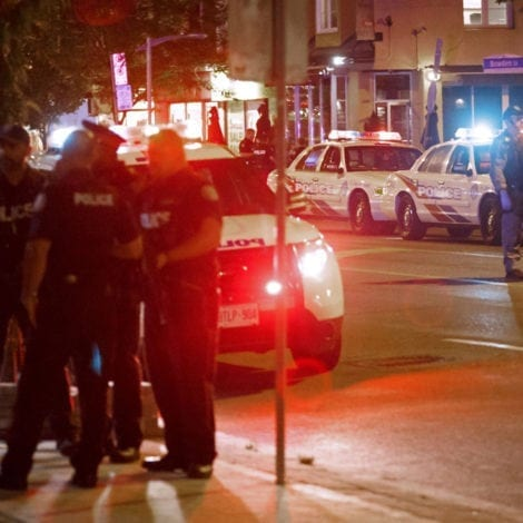 TORONTO TERROR? Gunman Attacks Restaurant, Leaves 2 Dead and 12 Injured