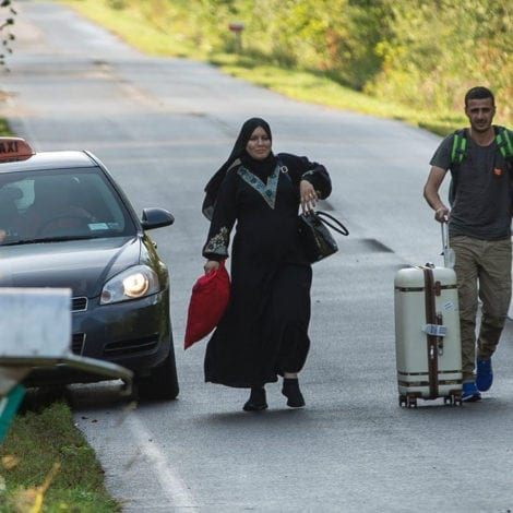 TRUDEAU IN TROUBLE: Canada Poised to Place REFUGEES in HOTELS as Crisis Escalates