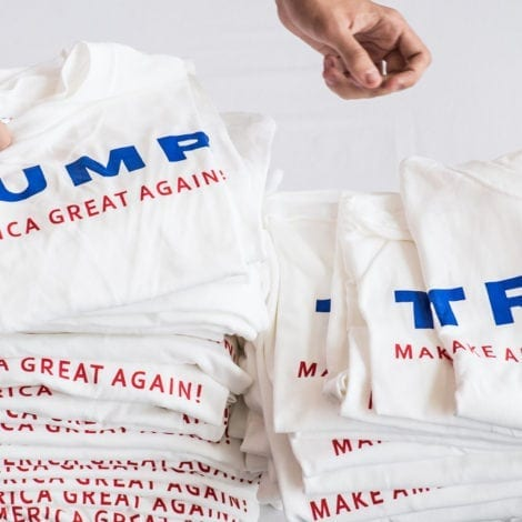 MAKE SCHOOL GREAT AGAIN: Student Suspended for Pro-Trump Shirt to RECEIVE APOLOGY, $25,000