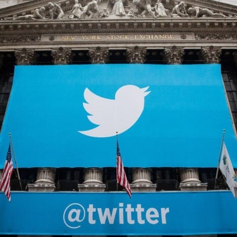 TWITTER TANKS: Shares Plunge 19% After the Platform is Accused of 'SHADOW BANNING' Conservatives
