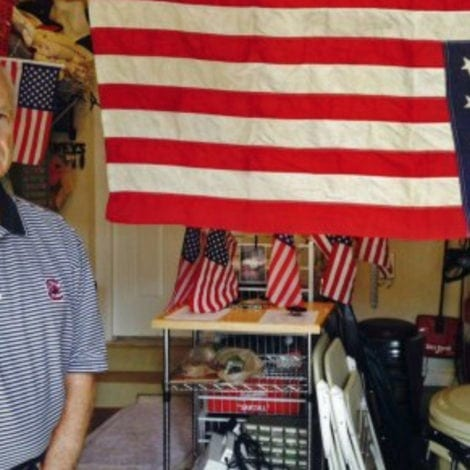 A NEW LOW: Veteran Forced to Sell House After Being Fined $100 Per Day for US FLAG