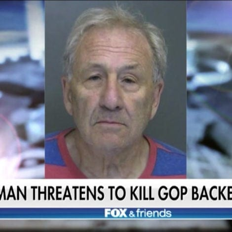 LIBERAL RAGE: NY Man ARRESTED After Threatening to KILL TRUMP, GOP Voters