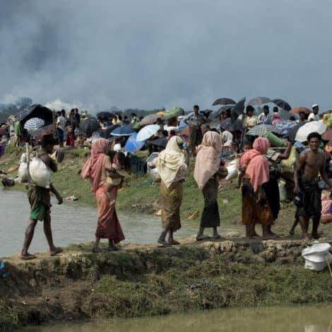SOCIAL CRACKDOWN: UN Warns Facebook of 'WAR CRIMES' over Myanmar Genocide
