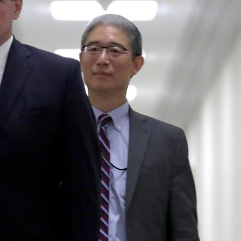 ANTI-TRUMP AMNESIA: GOP Rep. Says Ohr Has 'POOR MEMORY' Surrounding Steele Relationship