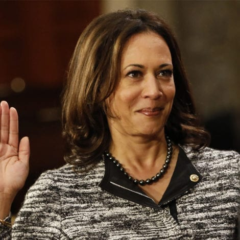 BORN TO RUN: Kamala Harris Takes the TOP SPOT as Potential 2020 Challenger