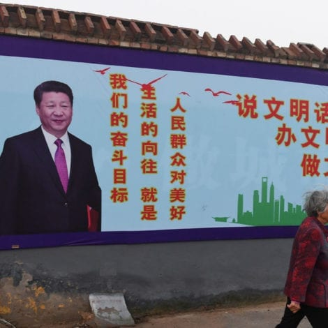 CHRISTIANITY CRACKDOWN: China Removes Religious Symbols, Replaces with COMMUNIST PAINTINGS