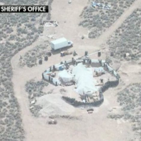 BREAKING: Man Arrested at NM Compound was TRAINING KIDS to Commit School Shootings