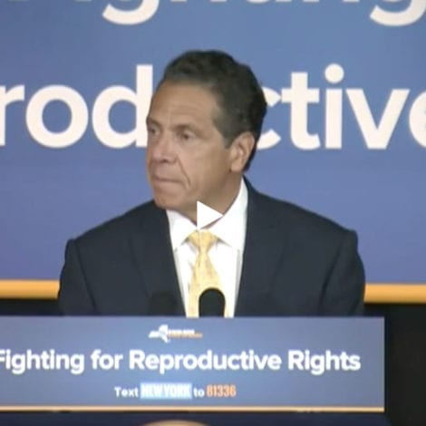 NASTY IN NEW YORK: Gov. Cuomo Says America 'WAS NEVER THAT GREAT,' Stuns Audience