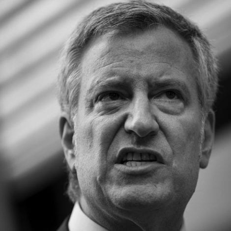 THE BAD APPLE: De Blasio Under Fire for 'TRIFECTA OF TROUBLE' Slamming NYC