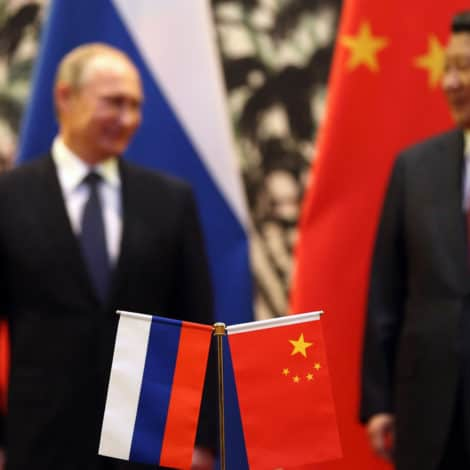 EASTERN ALLIANCE: Chinese Military to Join Russian NUCLEAR War Games