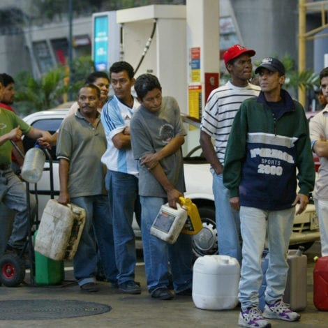 PARADISE LOST: Venezuela's Economy CRUMBLES, $1 Can Purchase 924,602 GALLONS of GASOLINE