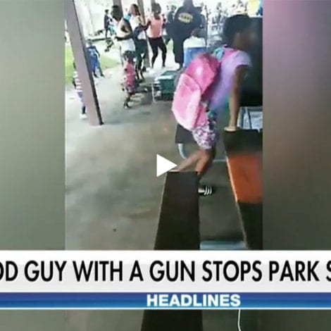 GOOD GUY WITH A GUN: Armed Civilian Stops Potential MASS SHOOTING in Florida