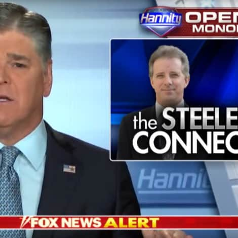 HANNITY: Bruce Ohr's Testimony Exposes 'RAMPANT' Deep State Corruption
