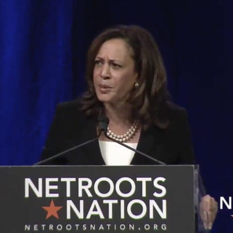 HARRIS UNHINGED: Sen. Harris Defends 'IDENTITY POLITICS,' Says She 'Won't be Silenced'