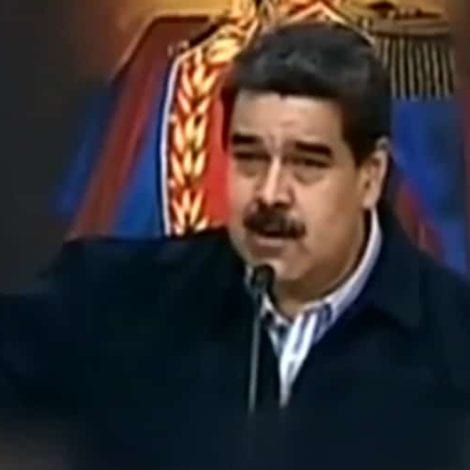 VENEZUELA CRUMBLES: Maduro Tells Migrants to 'STOP CLEANING TOILETS' Abroad, Return Home