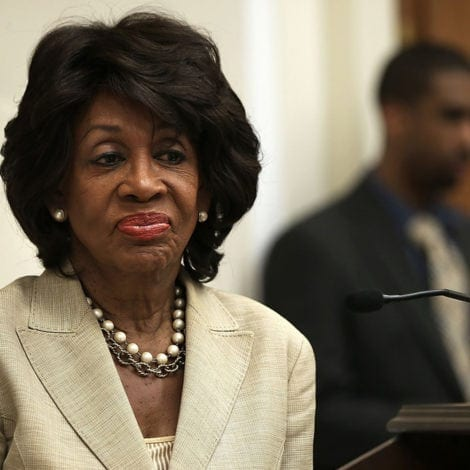 MAXINE'S MONEY: Waters Hit with FEC COMPLAINT over Campaign Finance Violations
