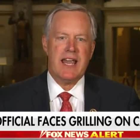 MEADOWS UNCHAINED: Rep. Meadows UNLOADS on DOJ Over 'HARD EVIDENCE' of FISA Abuse