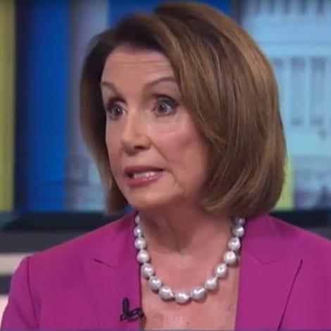 IT BEGINS: Nancy Pelosi Says THE MEDIA 'Undermining' Her Chances of Becoming SPEAKER
