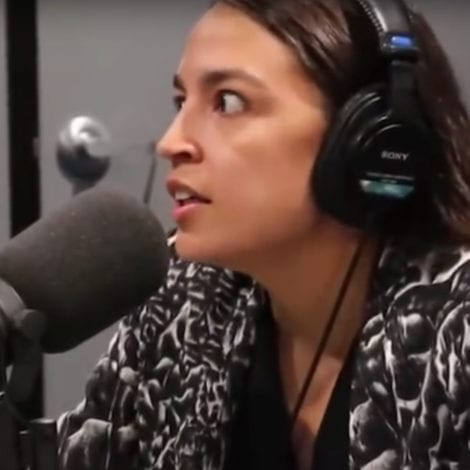 SERIOUSLY? Ocasio-Cortez Says There's No 'UPPER MIDDLE CLASS' in America