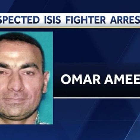 IMMIGRATION INSANITY: 'ISIS FIGHTER' Arrested in US Applied for 'REFUGEE STATUS' in 2014