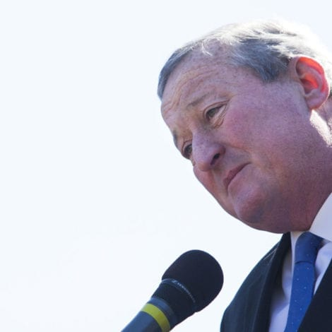 PHILLY'S FURY: Calls Grow for RESIGNATION of 'DANCING' Mayor Over Migrant RAPE CASE