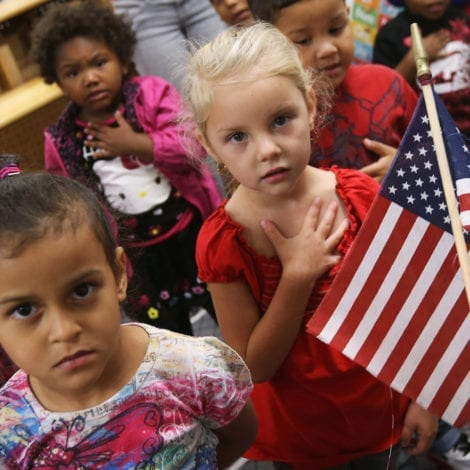 IT BEGINS: Atlanta School ABANDONS 'Pledge of Allegiance,' Says 'NOT INCLUSIVE'