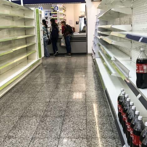 SOCIALIST PURGE: Venezuela Arrests 131 Business Owners for 'ECONOMIC SABOTAGE'